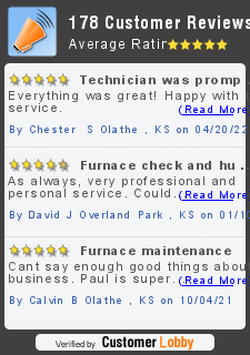 Reviews of Priced Right Heating and Cooling