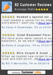 Review of Bucks County Carpet and Floor