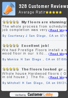 Reviews of Prestige Floors Inc.