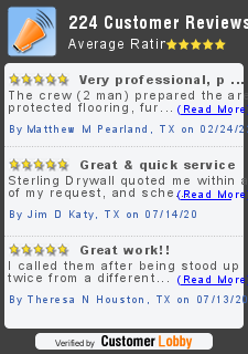 Review of Sterling Drywall Repair