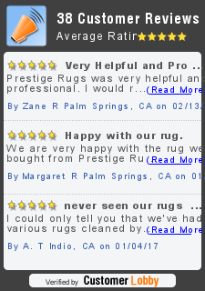 Review of Prestige Rugs