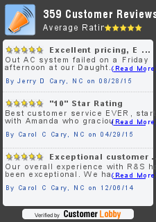 Review of R & S Mechanical Heating & Air Conditioning