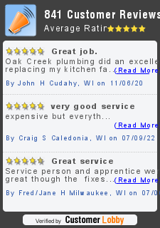 Review of Oak Creek Plumbing