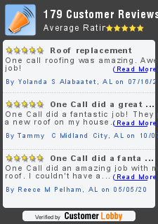 Review of One Call Roofing