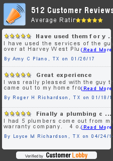 Review of Harvey West Plumbing