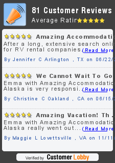 Review of Amazing Accommodations Alaska