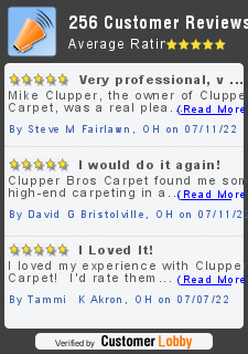 Review of Clupper Bros Abbey Carpet