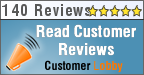 Scratch Master has a 5 start ratings on Customer Lobby