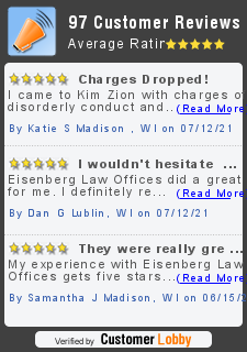 Review of Eisenberg Law