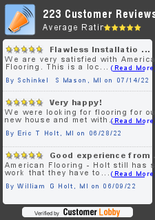 Review of American Flooring LLC