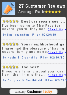 Review of Tire Pros