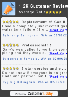 Review of Gary's Plumbing and Heating, LLC