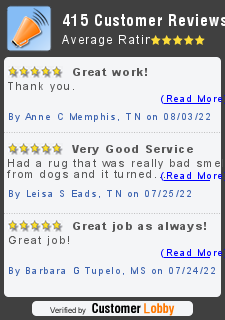 Review of Fred Remmers Rug Cleaners