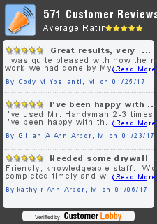 Review of My Handyman of Ann Arbor, Saline and Chelsea
