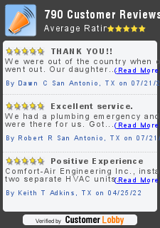 Review of Comfort Air Engineering