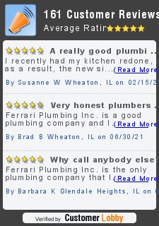 Review of Ferrari Plumbing Inc