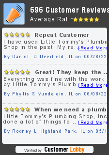 Review of Little Tommy's Plumbing Shop, Inc.