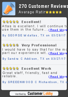 Review of Atlas Plumbing Co