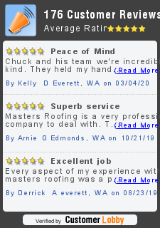 Review of Masters Roofing