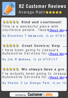 Review of Jessup's Automotive Services