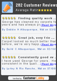 Review of Albuquerque Carpet Care, LLC
