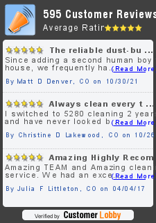 Review of 5280 House Cleaning